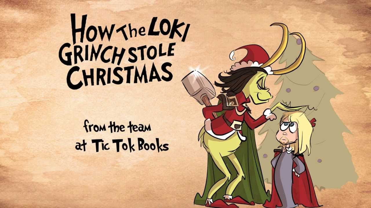 how the loki grinch stole christmas