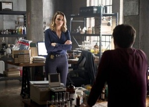 Despite wanting to be with her, Barry refuses to say the words needed to make Patty stay