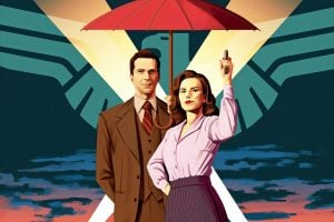 Agent Carter animated banner