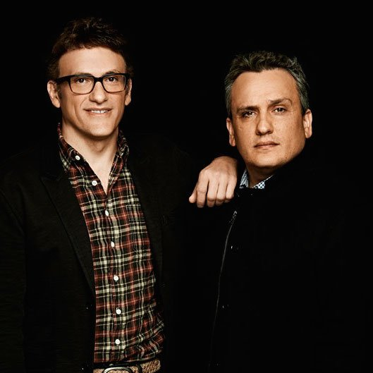 Anthony (right) and Joe Russo