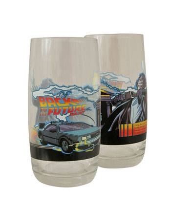Back-to-the-Future-Trilogy-Glass-Tumblers