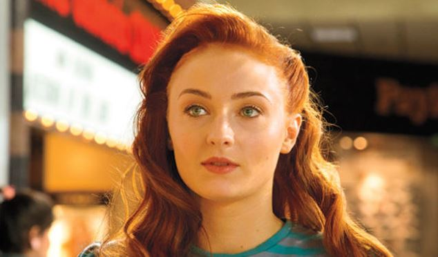 Sophie Turner Jean Grey X-Men Apocalypse