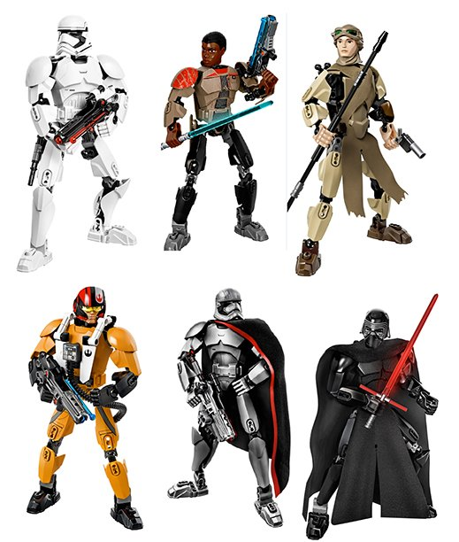 Star-Wars-Force-Awakens-LEGO-Buildable-Figures
