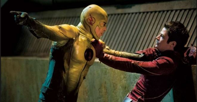 The Flash The Reverse Flash Returns