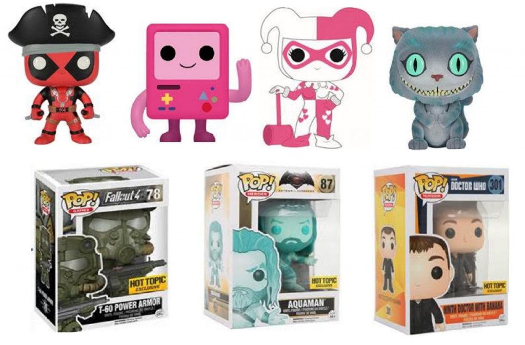 funko ht exclusives jan