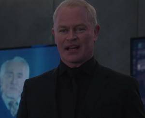 Arrow Damien Darhk