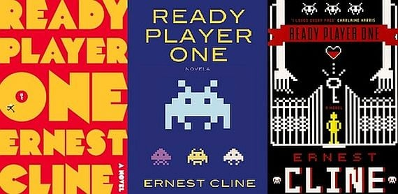 Ready Player One covers banner
