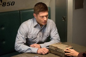 Dean finds out the artifact is a piece of the famous Ark of the Covenant