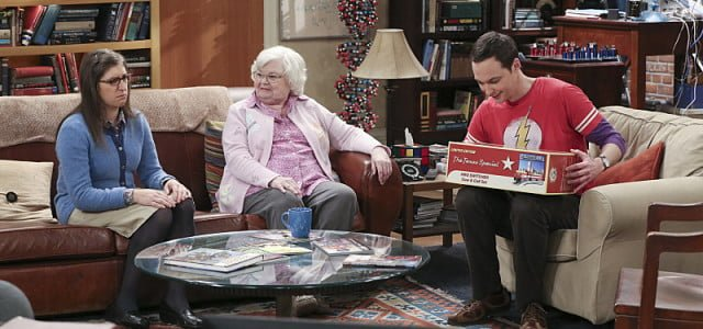 The Big Bang Theory The Meemaw Materialization