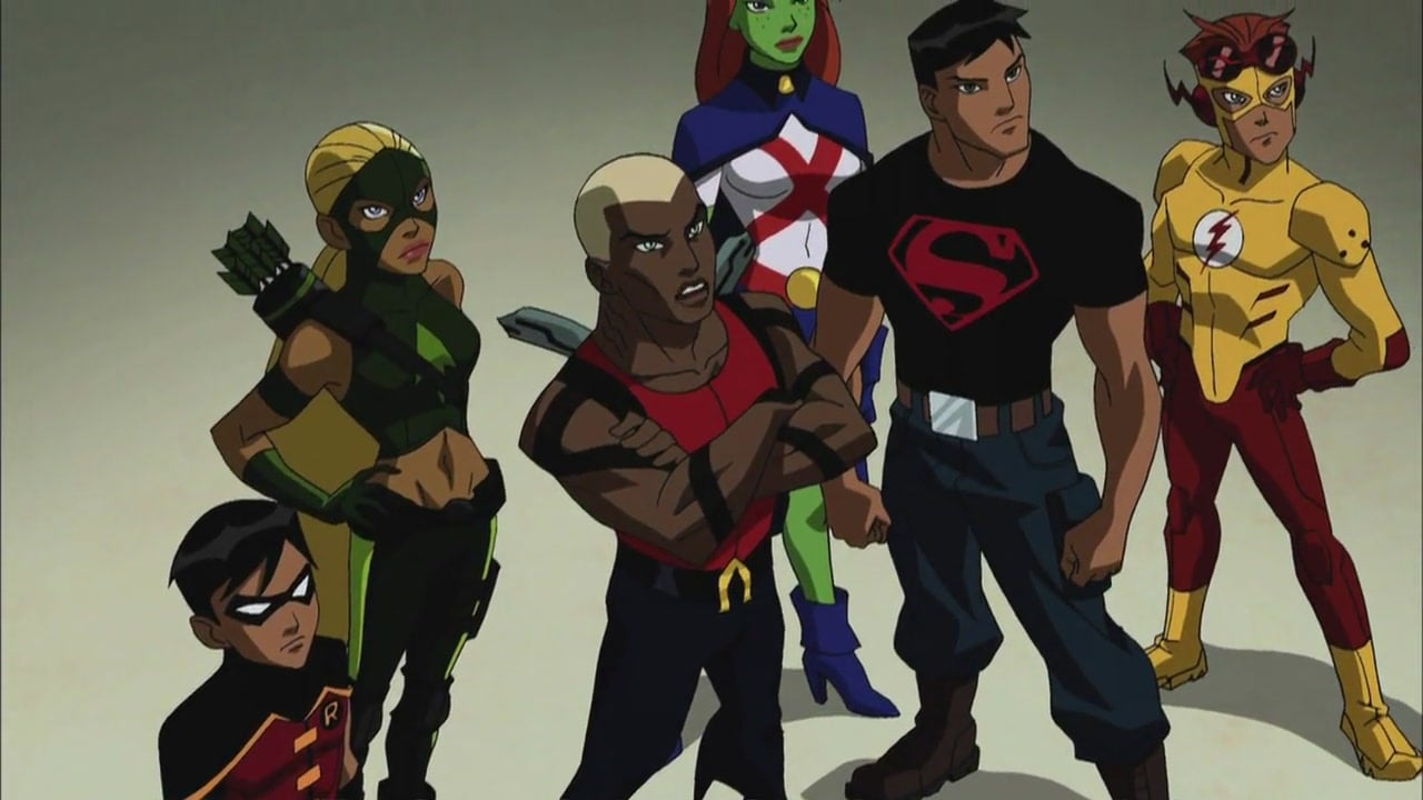 young justice vanessa marshall