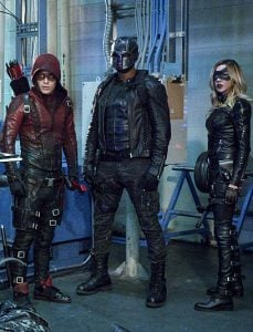 arrow arsenal canary and diggle