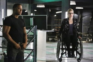 arrow felicity and dig