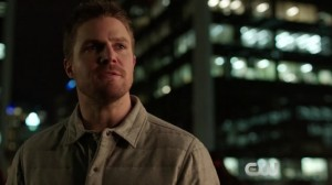 arrow oliver takes on merlyn