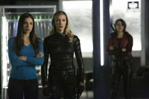 arrow samantha and laurel