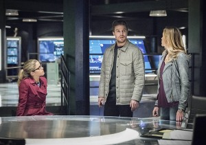 arrow team meeting in HQ