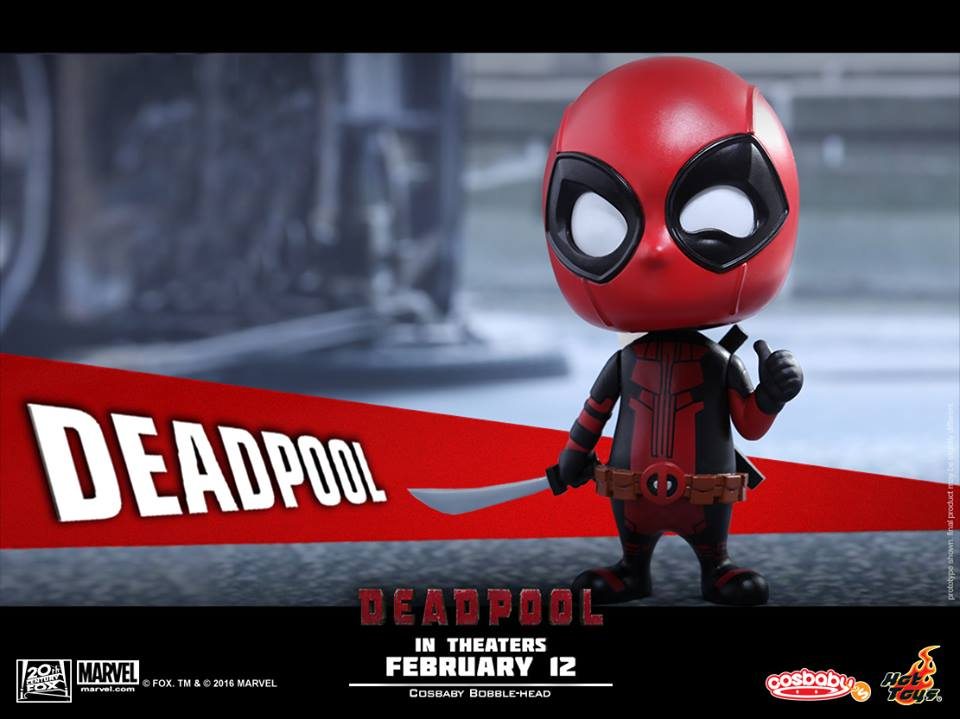 cosbaby deadpool