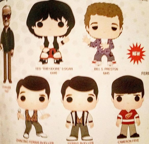funko bill and ted ferris
