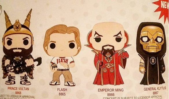 funko flash gordon