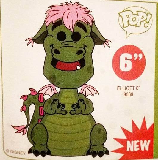 funko petes dragon