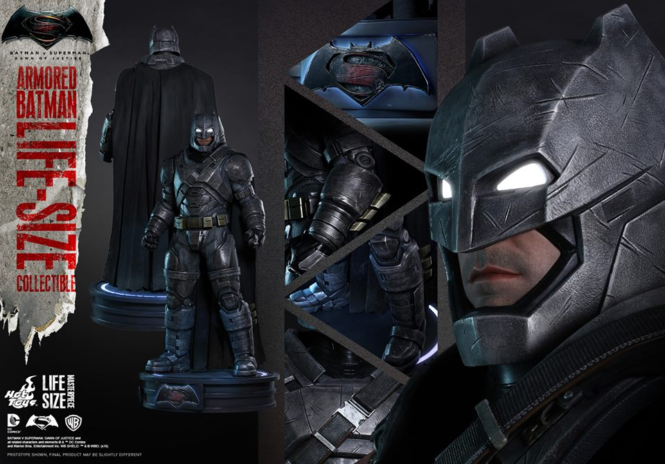 ht life size armored batman 2