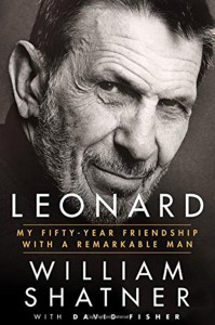shatners book about nimoy