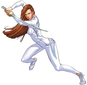 Colleen-Wing