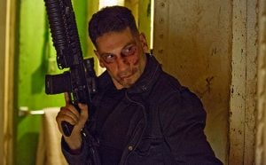 DDV frank castle in action