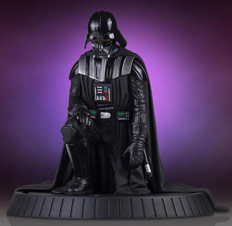 DarthVader9inchStatue2