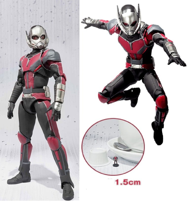 antman figuarts civil war