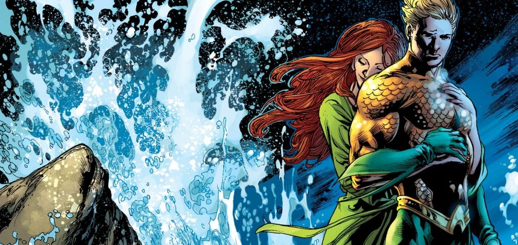 aquaman and mara