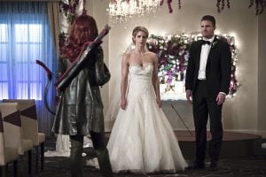 arrow - cupid and the queens