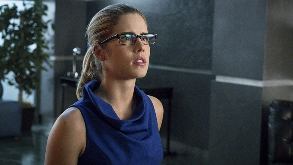 arrow felicity post breakup