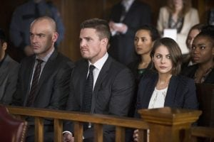 arrow queens and lance at darhk trial