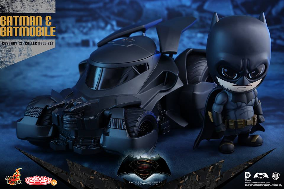 cosbaby batmobile set