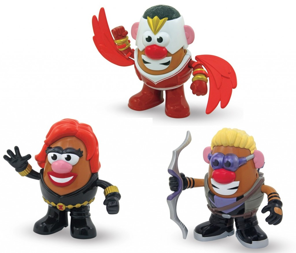marvel poptaters