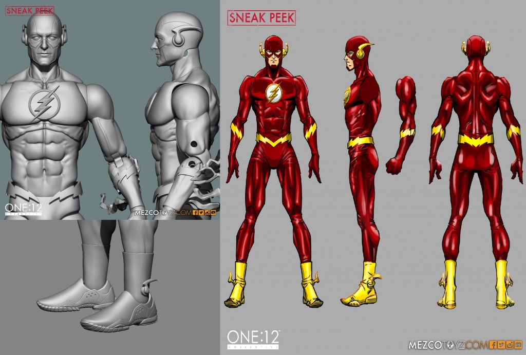 one-12-collect-ive-the-flash-3d-model