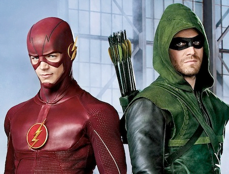 the flash arrow cw