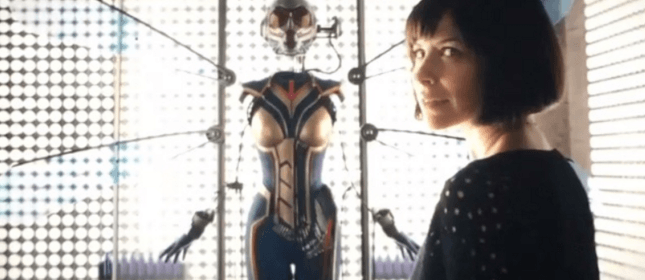 Ant-Man The Wasp Evangeline lilly