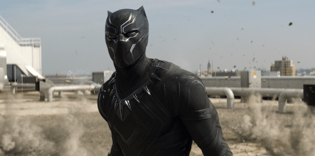 Black Panther Captain America: Civil War