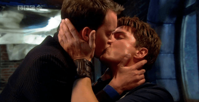 Ianto Jones Captain Jack harkness torchwood