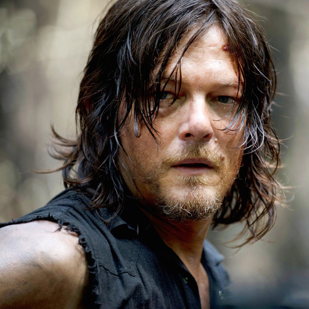 The Walking Dead Daryl Dixon season 6