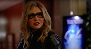 arrow evelyn new black canary