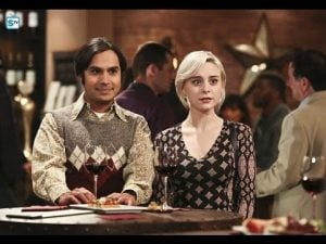 bbt raj and claire meeting friends
