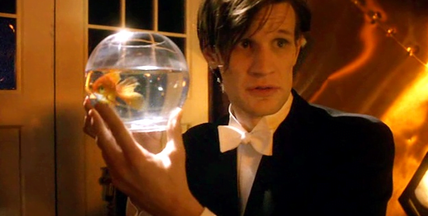 doctor who jim the fish