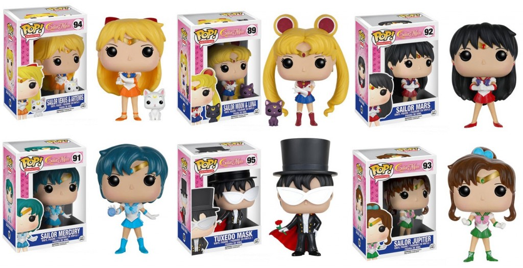 funko sailor moon