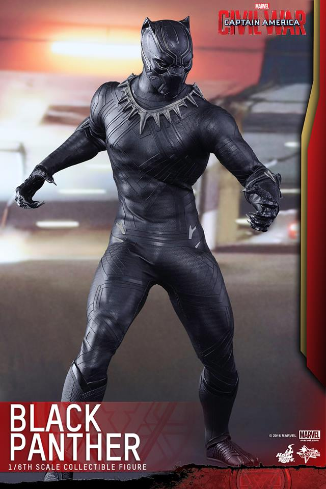 hot toys black panther 2