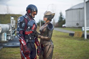 lot atom and hawkgirl