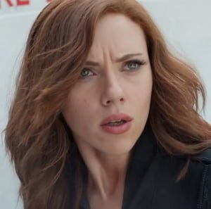 Captain America Civil War Black Widow thumb