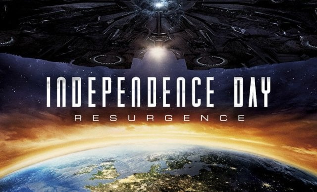Independence Day: Resurgence one sheet