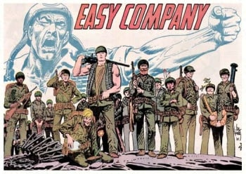 Sgt Rock and Easy Company